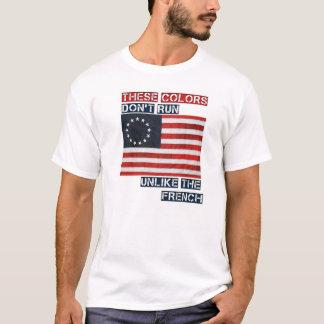 T-shirt Ces couleurs ne fonctionnent pas