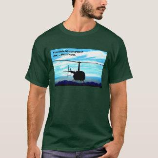 T-shirt C'est hélicoptère mignon
