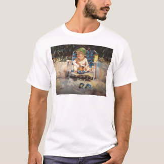 T-shirt C'est la vie de th !