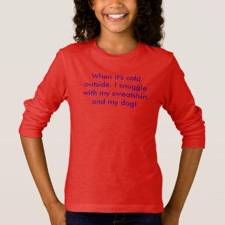 T-shirt C'est TEMPS de TREMBLEMENT