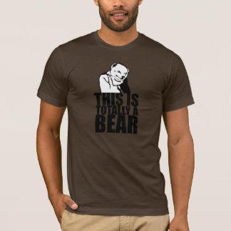T-shirt C'est un vrai ours