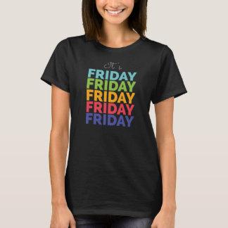 T-shirt C'est vendredi