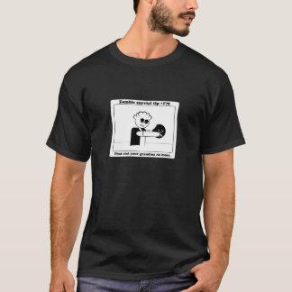 T-shirt Cet aint votre grandama pas plus