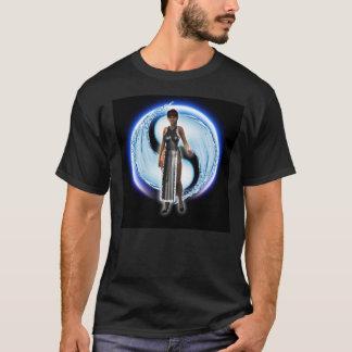 T-shirt Chaman de l'eau