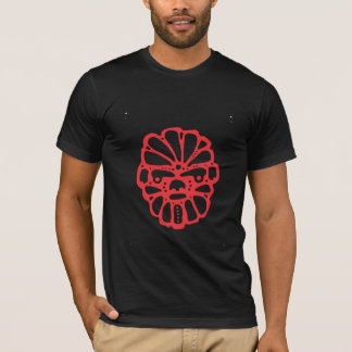 T-shirt Chaman rouge