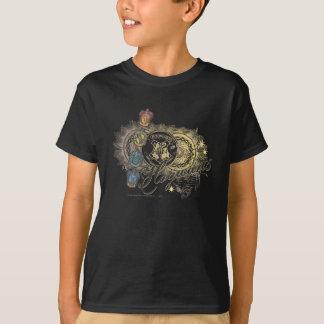 T-shirt Chambres de Harry Potter | Hogwarts - polychromes