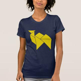 T-shirt Chameau