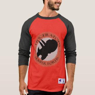 "T-shirt Champion de Primabeasts ""Triceratops Semper"