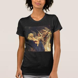 T-shirt Chanson des anges, William-Adolphe Bouguereau