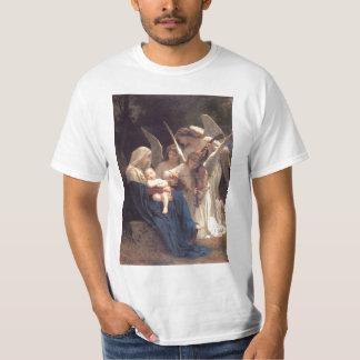T-shirt Chanson des anges - William-Adolphe Bouguereau
