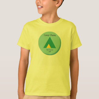 T-shirt Chaos de camp