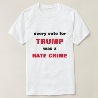 T-shirt chaque vote pour l'atout