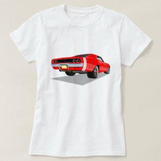 T-shirt Chargeur du rouge 68