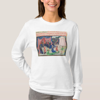 T-shirt Charlemagne et ses barons étant enchantés