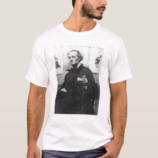 T-shirt Charles Baudelaire avec les gravures, c.1863