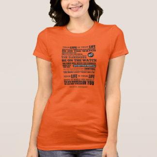 T-shirt Charles Bukowski