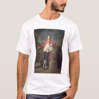T-shirt Charles Cecil Roberts, 1778 (huile sur la toile)