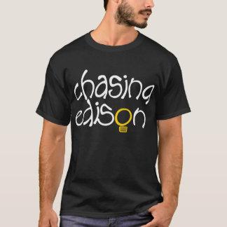 T-shirt Chasse de la pièce en t des hommes d'Edison