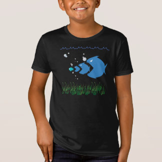 T-Shirt Chasse pour des poissons