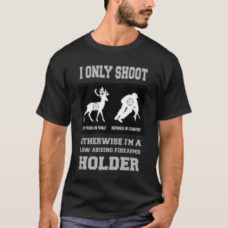 T-SHIRT CHASSEUR