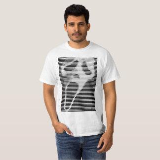 T-shirt Chasseur amical de fantôme