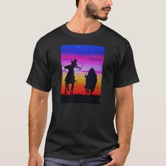 T-shirt Chasseur de Cheyenne