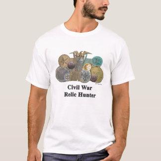 T-shirt Chasseur de relique de guerre civile
