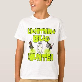 T-shirt chasseur d'insecte de foudre