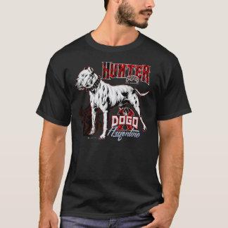 T-shirt CHASSEUR Dogo Argentino d'élite