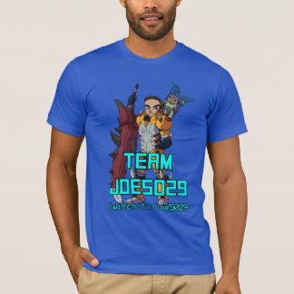 T-shirt chasseur du monstre joe5029