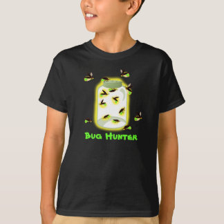 T-shirt Chasseur espiègle d'insecte de luciole