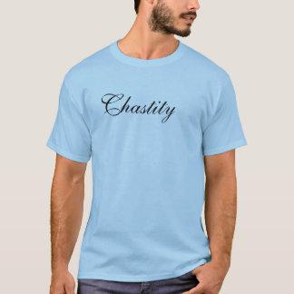 T-shirt Chasteté