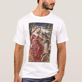 T-shirt Chasteté avec la licorne