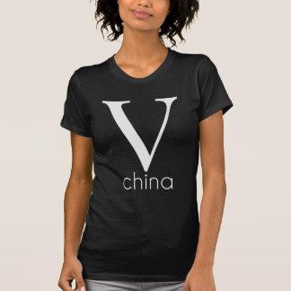 T-shirt Chasteté de Lilith : La Chine