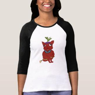 T-shirt Chat de balai