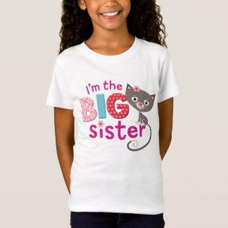 T-Shirt Chat de GRANDE soeur
