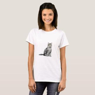 T-shirt Chat de Shorthair d'Américain