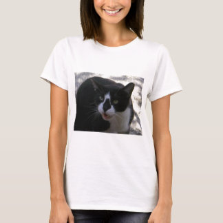 T-shirt Chat d'Oreo
