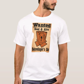T-shirt Chat voulu