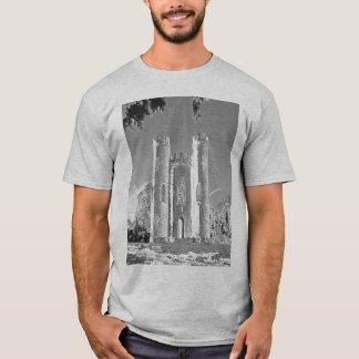 T-shirt Château de Blaise ; tour d'argent de château de s