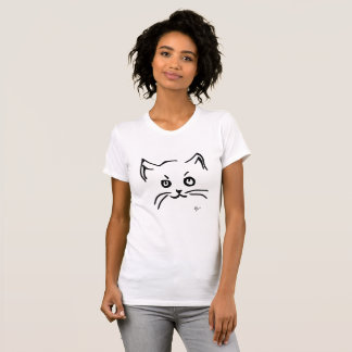T-shirt Chaton - Adolf Lorenzo