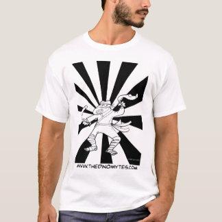 T-shirt Chaussette Ninja de tube