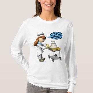 T-shirt Chef de pâtisserie