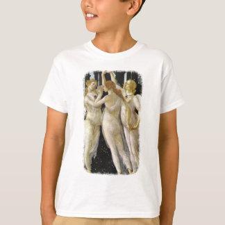 T-shirt Chef d'oeuvre 1482 de Botticelli d'extrait de