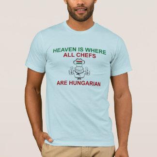 T-shirt Chefs hongrois