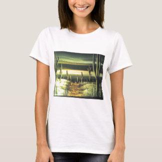 T-shirt chemin de désert
