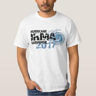 T-shirt Chemise 2017 de la Floride de survivante d'Irma