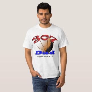 T-shirt Chemise 2 de papa du basket-ball 307