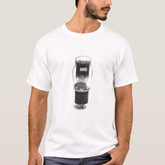 T-shirt chemise 2a3 de tube électronique