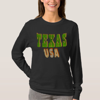 T-shirt Chemise 602 du Texas